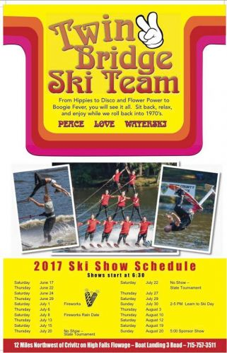 Twin Bridge Ski Team